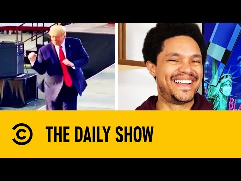 Donald Trump's Most Ridiculous Stories Of 2020   The Daily Show With Trevor Noah