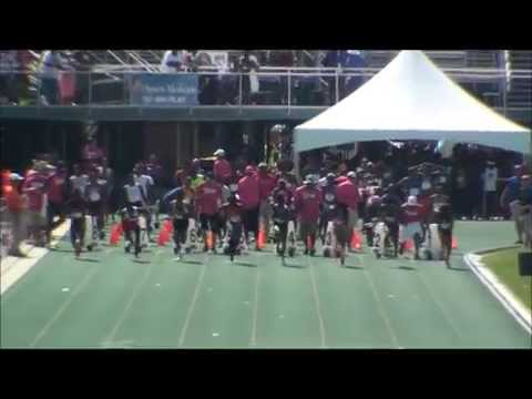 2015 AAU National Junior Olympics 14 yr. Old Girls 100m Dash:watfile.com 4K Video Downloader, video