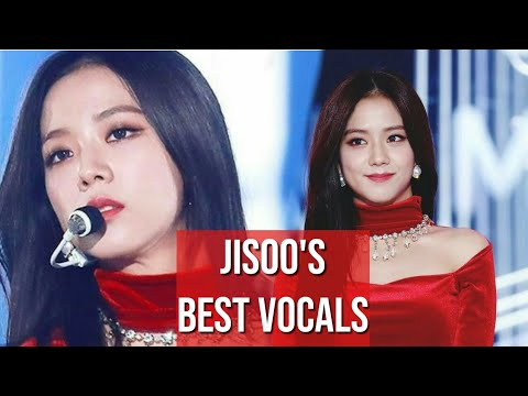 10 Times Jisoo's Vocals Had Me Shook
