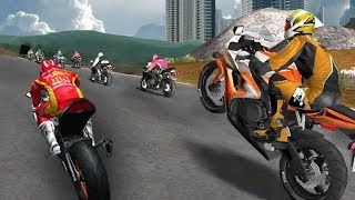 Motorbike Highway Racing 3D Games #Dirt Motorcycle Racer Game #Kids Bike Games #Games Download