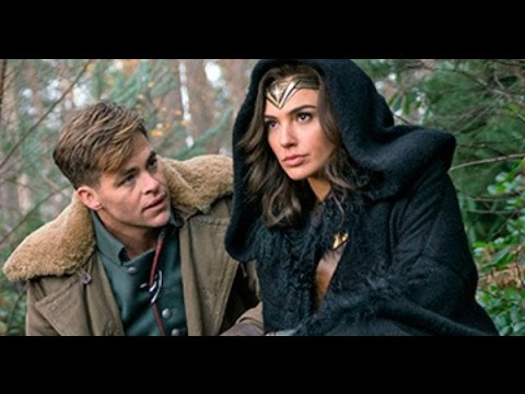 Diana Prince and Steve Trevor Wonder Woman Tribute Trailer