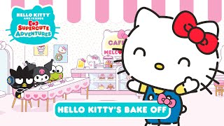 Download Hello Kitty's Bake Off | Hello Kitty and Friends Supercute Adventures