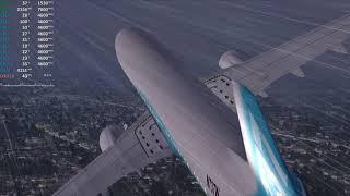 Microsoft Flight Simulator X Steam Eidtion GeForce RTX 2080 Ti and Intel i7-9700K - Benchmark Test