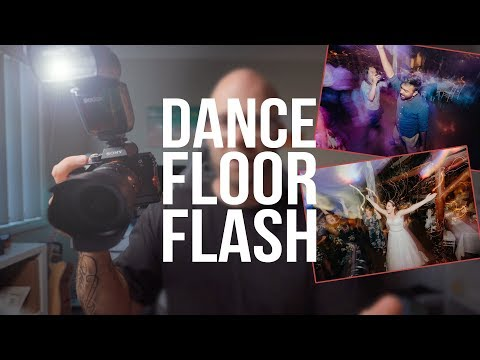 How To Get EPIC Dance Floor Photos - Wedding Photography, Nightclub Photography, Dragging Shutter.