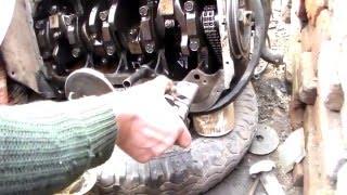 видео Как проводится замена масляного насоса ваз - инструкция