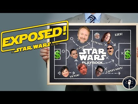 The Dirty Tactics of the Star Wars Playbook Exposed