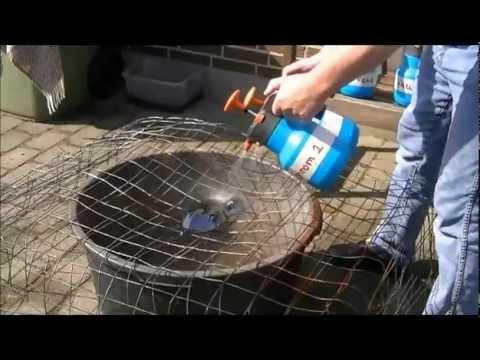 DIY home Chrome spray - YouTube