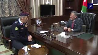 جلالة الملك  يزور مديرية الأمن العام - (12-3-2018)