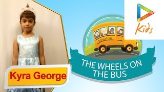 The Wheels on the Bus   Popular Nursery Rhymes for Kids   Hungama Kids