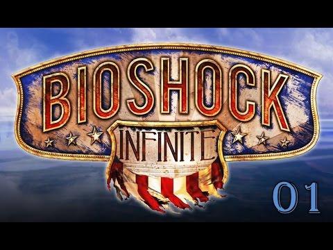Let's Play Bioshock Infinite [01] Willkommen in Columbia