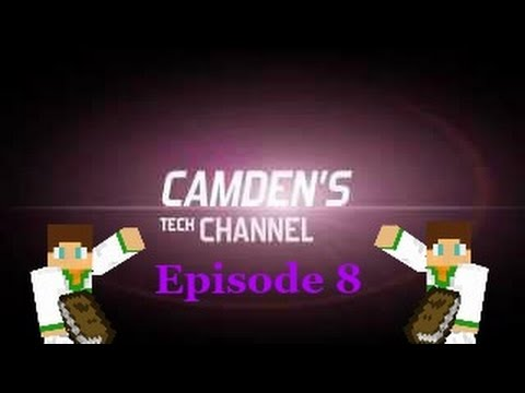 Camden's Tech Channel [8] Tech Return (Tour/Lego Build/Kid President's Guide to Being Awesome)
