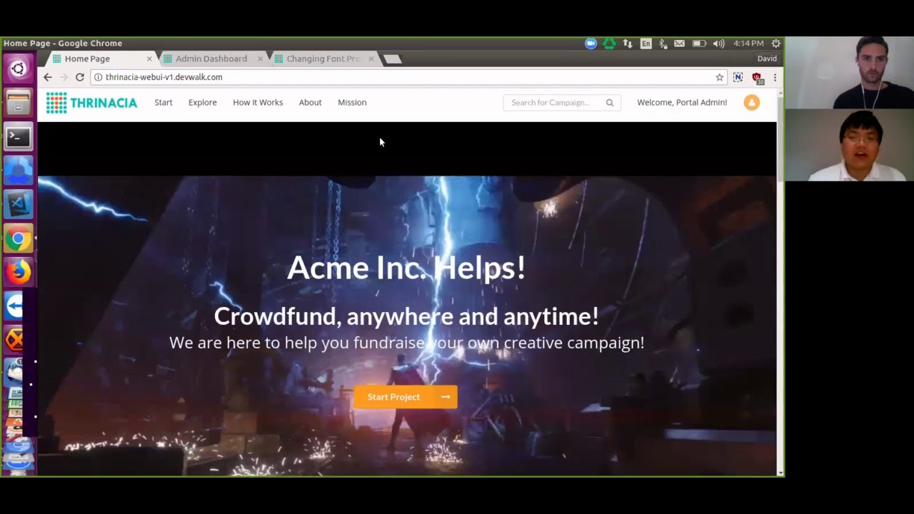 How to use Crowdfunding software for your existing website