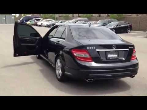 2011 mercedes benz c class c300 4matic sedan special for Mercedes benz c300 for sale 2011