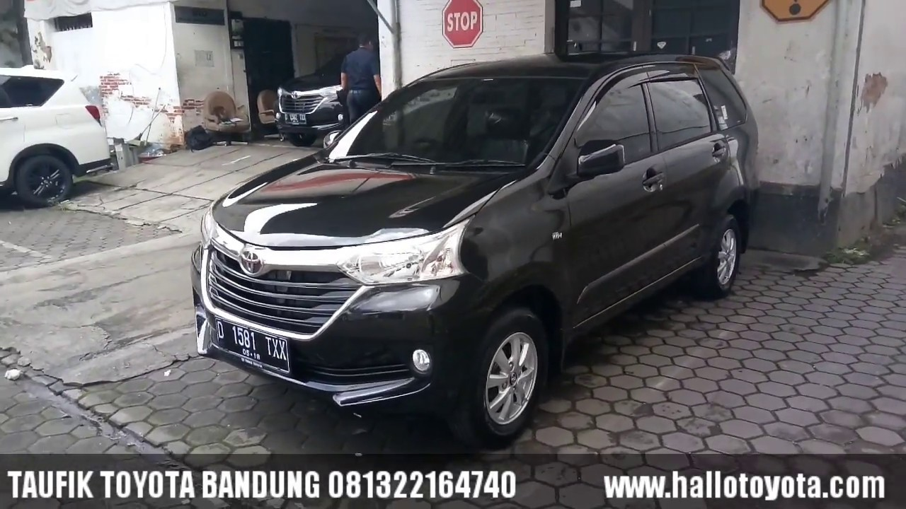 Grand New Avanza G 2018 Harga All 2016 Review Toyota 1 3 A T Youtube