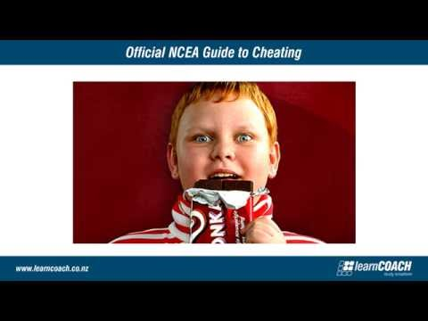 Official NCEA Guide to Cheating