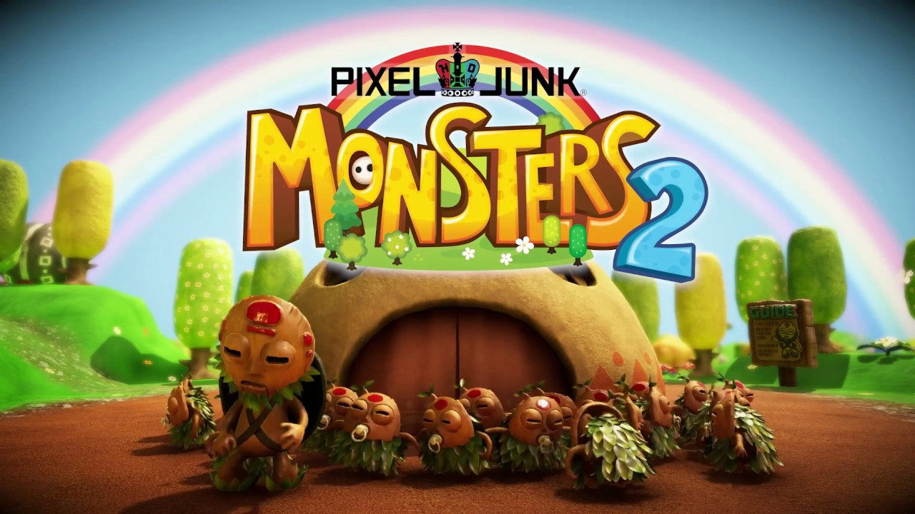 Image result for pixeljunk monsters 2