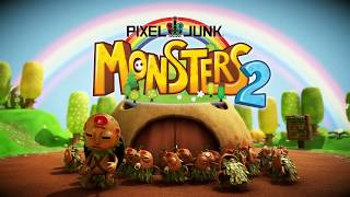 PixelJunk Monsters 2 - GDC 2018 Trailer
