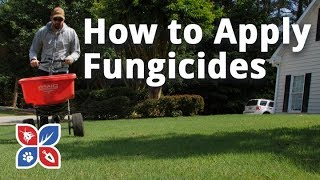 Do My Own Lawn Care - How to Apply Fungicides