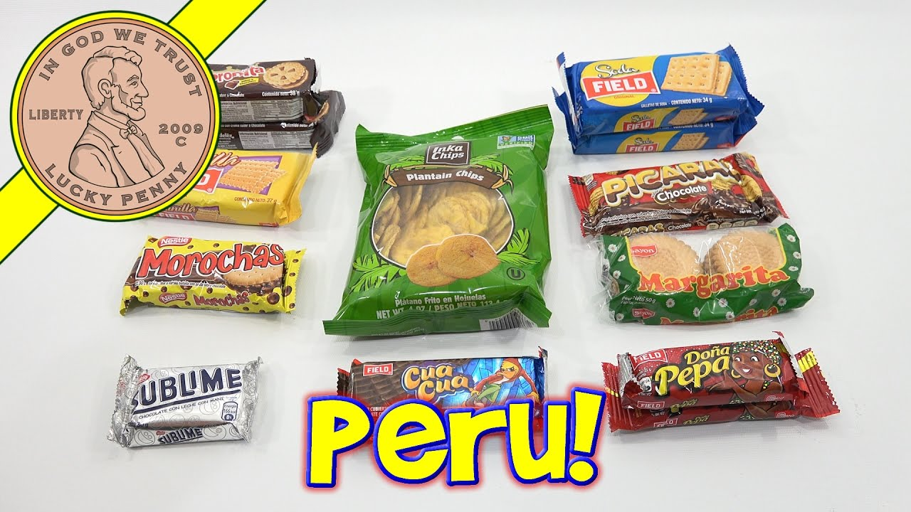 Try Treats Peru Candy Amp Food Monthly Subscription Snack