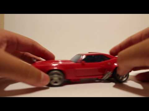 Unboxing TF Prime: Cliffjumper Deluxe First Edition