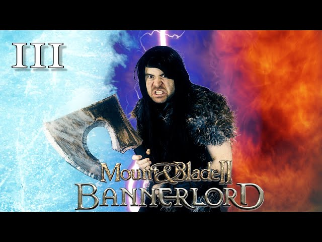 (Let's Play Narratif) - Mount and Blade II : Bannerlord - Episode 3