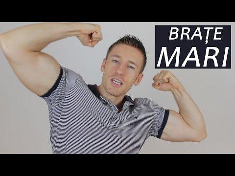 Cum să-ți Crești Brațele | 4 Sfaturi pentru Brațe Mari