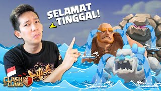 SELAMAT TINGGAL GIANT, GOLEM & GOLEM ES CoC!