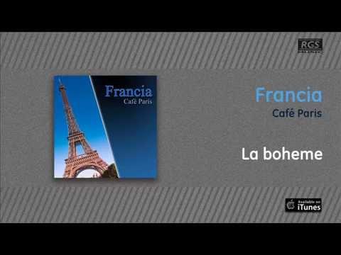 Francia / Café París - La boheme