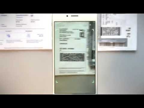 PDF417 Demo Video