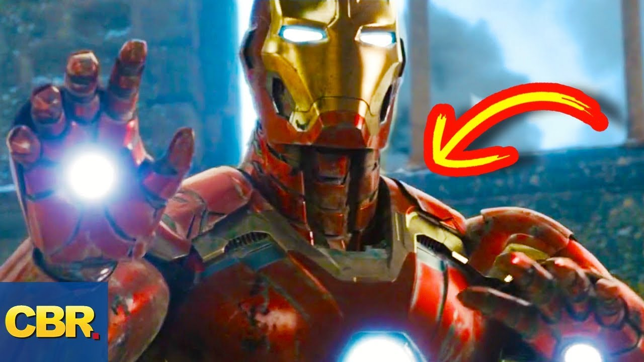 Superpowers Ironman Wants To Keep Secret