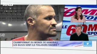 60 minutes sport : la France est-elle la meilleure équipe du monde en handball ?
