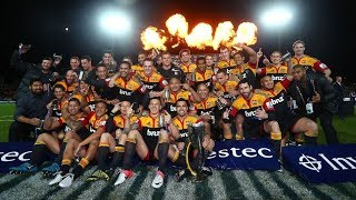 Super Rugby Finals - 2011 to 2017