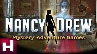 Nancy Drew Games: Dare to Play!