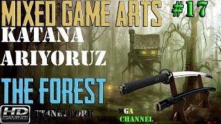 The Forest Türkçe 17.Bölüm | Katana Arıyoruz