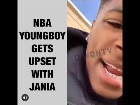 """Nba Youngboy Goes Off On Ex Girlfriend Jania... """"When You Started Talking Like That"""""""