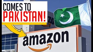 AMAZON COMES TO PAKISTAN! | Interpreted In Sign Language For The Deaf Community