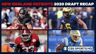 The Patriots DON'T TAKE A QB in the NFL Draft | 2020 NFL Draft | CBS Sports HQ