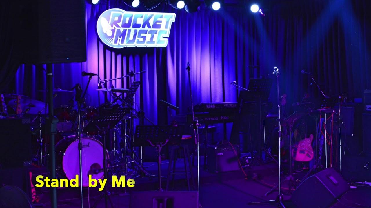 RocketMusic音樂火箭餐廳 季澤毛毛LiveBand現場演唱 - YouTube