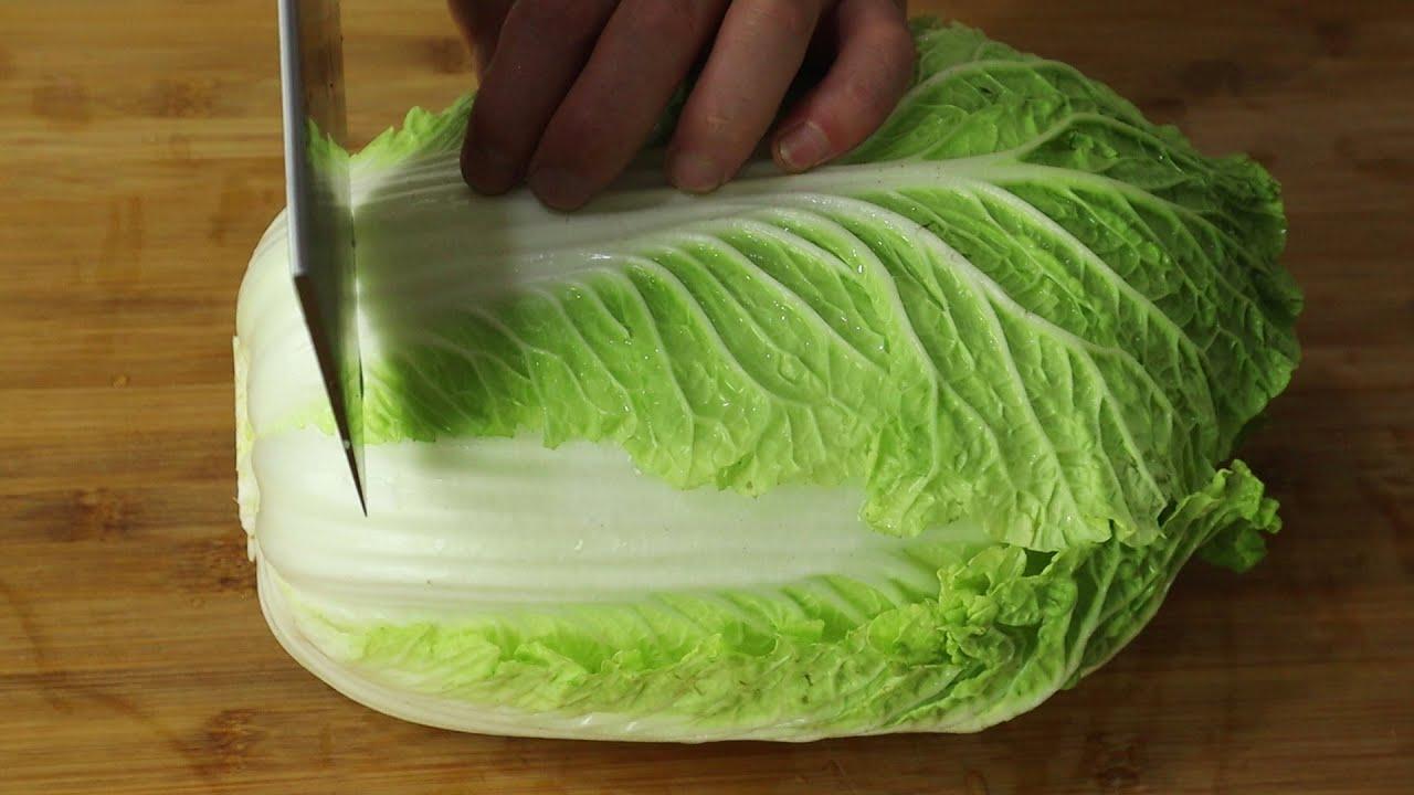 白菜这样做实在太香了,我家一周吃6次,比吃肉过瘾,好吃下饭