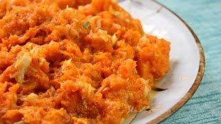 Caribbean Style Stewed Pumpkin (pumpkin Talkari) Recipe.
