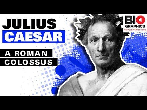 Julius Caesar: A Roman Colossus