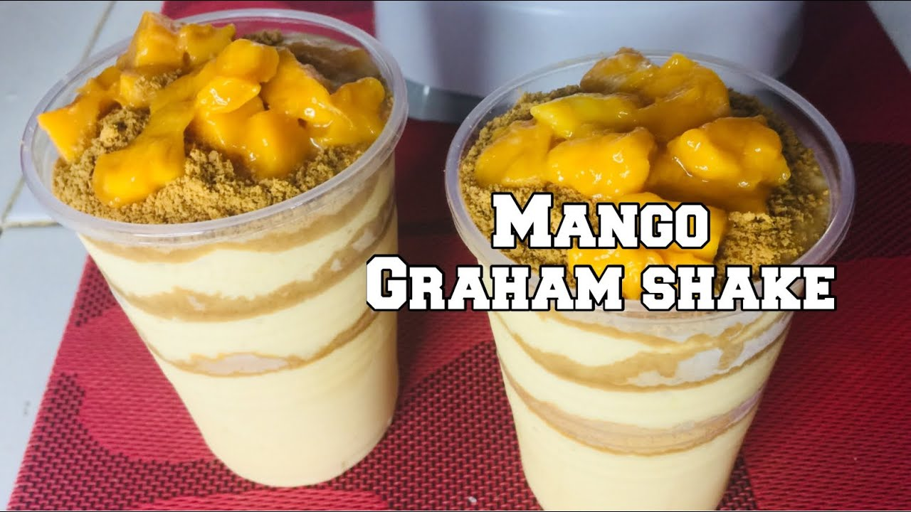 Mango Graham Shake Pictures