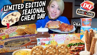 THE BASIC FALL CHEAT DAY SPECIAL