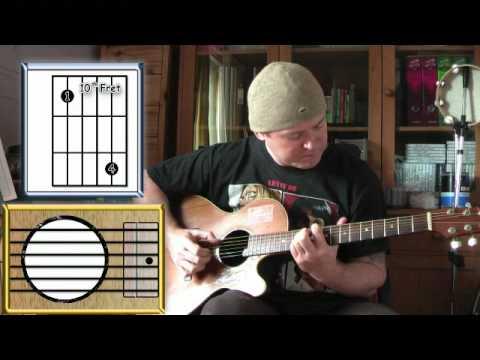 Blackbird - The Beatles - Guitar Lesson