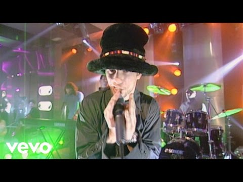 Jamiroquai  Virtual Insanity Top Of The Pops 1996