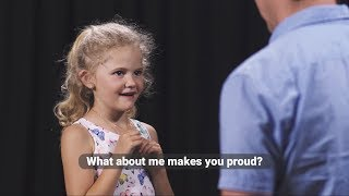 What About Me Makes You Proud? - Emotional Father's Day Video Will Make You Cry