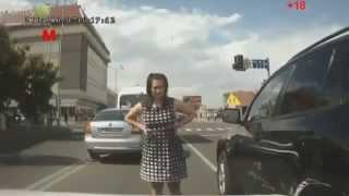 Дтп с видеорегистраторов 2013 ютуб