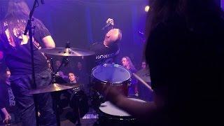 Gian - All Life Erased / ZombieChrist (LIVE / Drumcam)