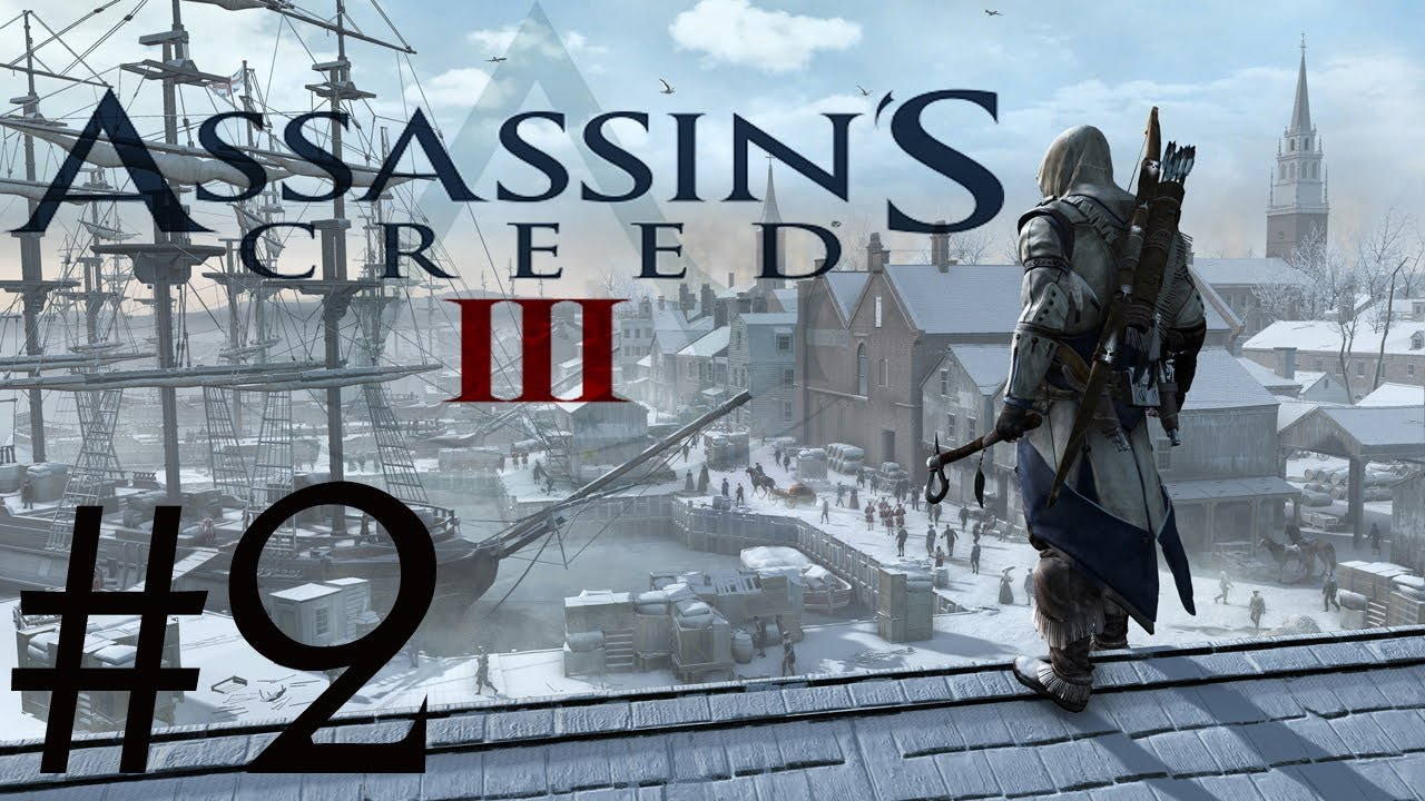 A Native Plays - Assassins Creed 3 - Episode 2 - YouTube