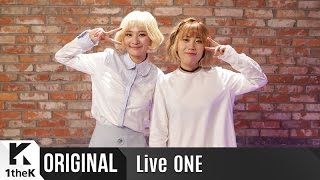 Live ONE(라이브원): Full Ver. Bolppalgan Puberty(볼빨간사춘기)_Come Back with Warm Flutters in the Heart_좋다고말해